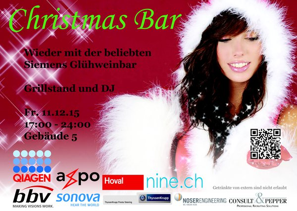 Bild/Flyer zu Christmas Bar